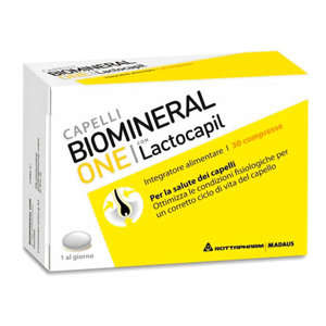 Biomineral - One - con Lactocapil