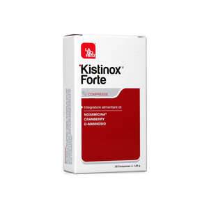 Kistinox - Forte - Compresse - Integratore Alimentare
