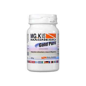 Mg-k Vis - Magnesio Gold Puro - Integratore Alimentare