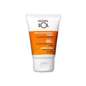 Dermasol - Crema Viso - SPF50+