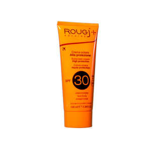 Rougj - Crema Solare - Bassa protezione - SPF30