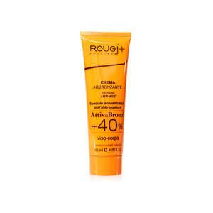 Rougj - Crema abbronzante - Attiva Bronz +40%