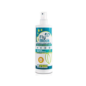Flyblock - Soluzione Spray Naturale - Cane - 400ml