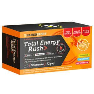 Named - Total Energy Rush - Integratore alimentare a base di taurina