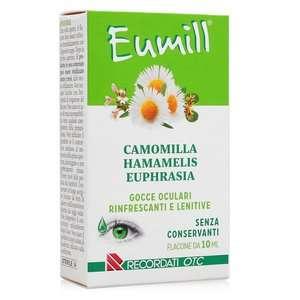 Eumill - Gocce Oculari Rinfrescanti e Lenitive