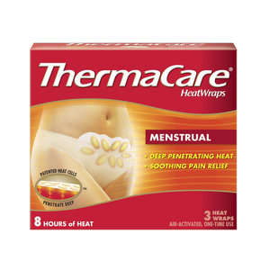 Thermacare - Menstrual