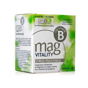 Mag - Vitality - Orosolubile