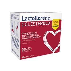 Lactoflorene - Colesterolo - Fermenti lattici vivi