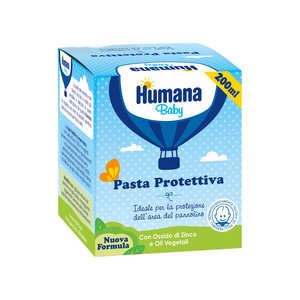 Humana - Pasta Protettiva - 200ml