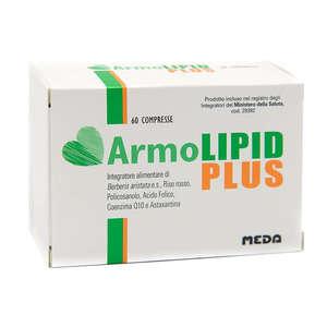 Armolipid - Plus - 60 Compresse
