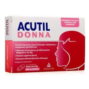 Acutil - Donna - Compresse