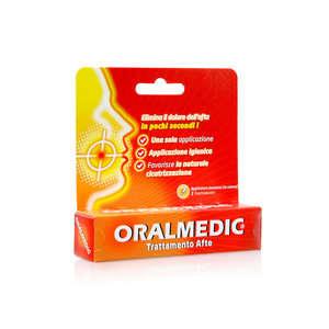 Oralmedic - Trattamento Afte
