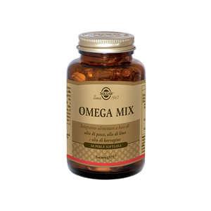 Solgar - Omega Mix