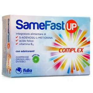 Samefast - UP - Compresse Orosolubili