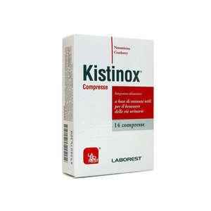 Kistinox - Compresse con Noxamicina e Cranberry