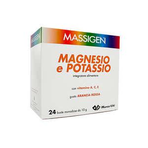 Massigen - Magnesio e Potassio