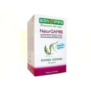 Body Spring - NaturGAMBE - Gambe Leggere