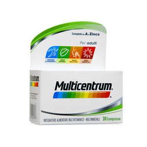 Multicentrum - Adulti - 30 Compresse