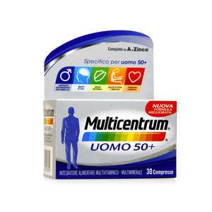 Multicentrum - Uomo 50+ - 30 Compresse