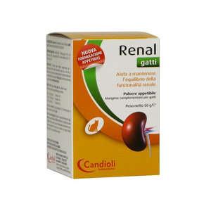 Candioli - Renal - Gatti - Polvere