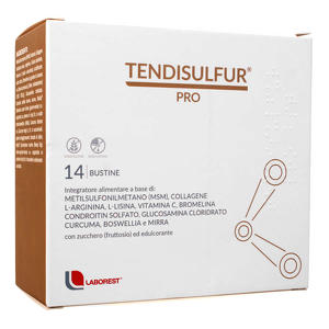 Tendisulfur - Pro - Bustine