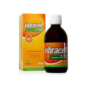Named - Vibracell - Integratore Multivitaminico Concentrato - 300ml.