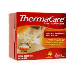 Thermacare - Fasce autoriscaldanti a calore terapeutico - Collo, spalla e polso - Confezione da 6 fasce