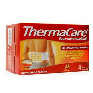 Thermacare - Dolori della schiena - Confezione da 4 fasce