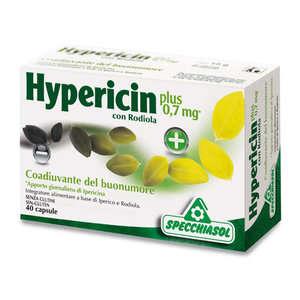 Specchiasol - Hypericin Plus - Integratore Alimentare