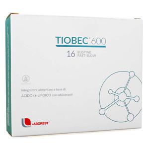 Tiobec - 600 - Integratore Alimentare in Buste Orosolubili
