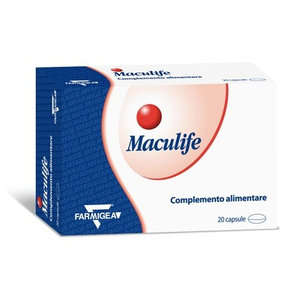 Maculife - Complemento alimentare oftalmico