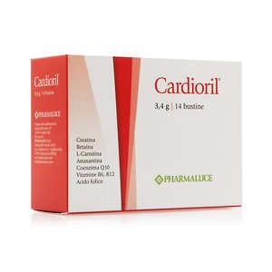 Pharmaluce - Cardioril - Bustine