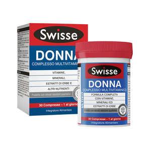 Swisse - Donna - Integratore Multivitaminico Complesso