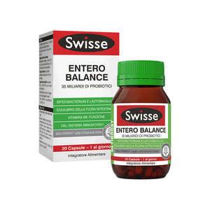 Swisse - Entero Balance - Probiotico