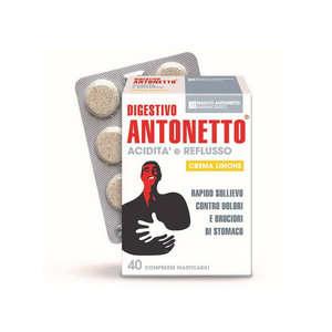 Digestivo Antonetto - Acidità e Reflusso