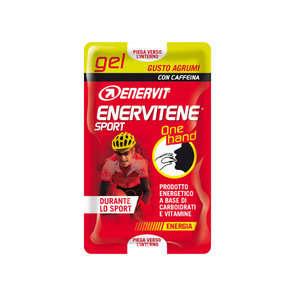 Enervit - Enervitene Sport - Gel One Hand - Agrumi con caffeina