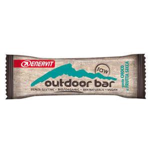 Enervit - Outdoor Bar Raw - Choco e Frutta Secca