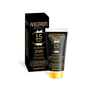 Angstrom - Hydraxol 15 - Crema Solare Ultra Idratante