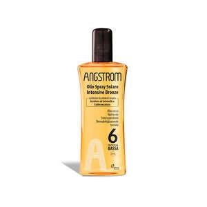 Angstrom - Intensive Bronze - Olio Solare SPF6