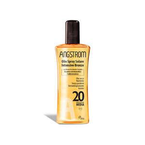 Angstrom - Intensive Bronze - Olio Solare SPF20