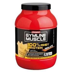 Gymline Muscle - 100% Whey Isolate Betaina - Vaniglia