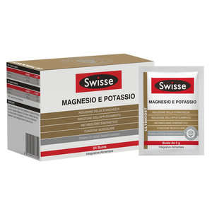 Swisse - Magnesio e Potassio