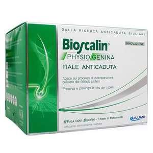 Bioscalin - Physiogenina - Fiale anticaduta