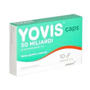 Yovis - Caps - Fermenti lattici vivi