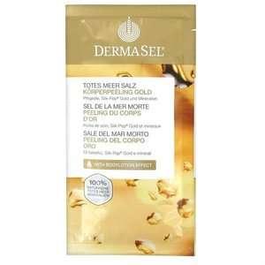 Derma Sel - Sale del Mar Morto - Peeling Corpo Oro