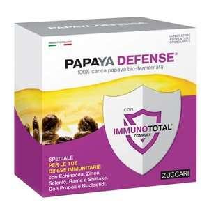 Zuccari - Papaya Defense