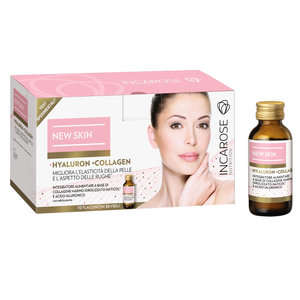 Incarose - New Skin - Hyaluron + Collagen