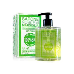 Sapone Nobile Di Marsiglia - Cedro - Sapone liquido vegetale