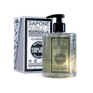 Sapone Nobile Di Marsiglia - Sapone liquido vegetale Classico