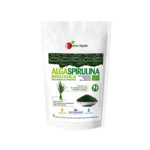Frutta E Bacche - Integratore Alimentare - Alga Spirulina Biologica Polvere